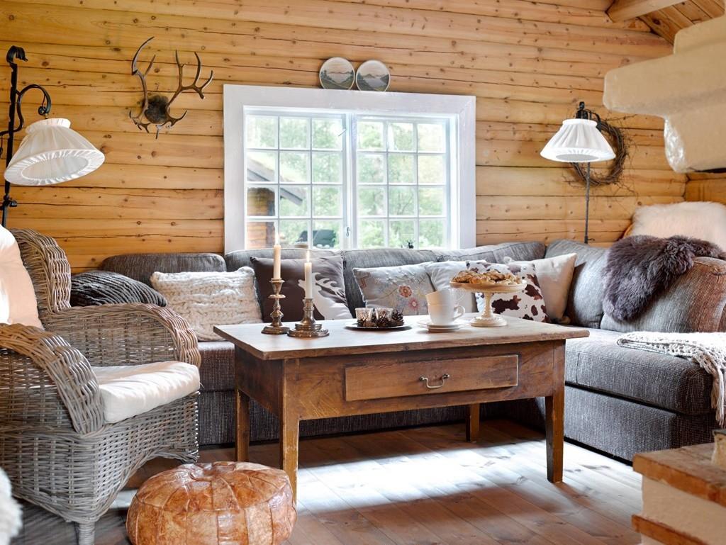Une chambre confortable pour un séjour confortable à la campagne