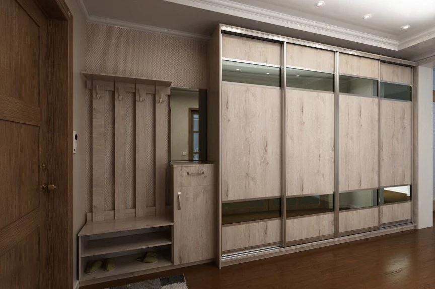 Un mobilier pour une salle de 3 mètres de long