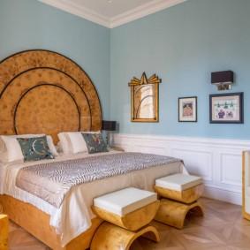 photo de décoration de chambre moderne