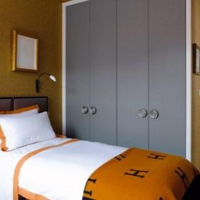 types de chambres modernes