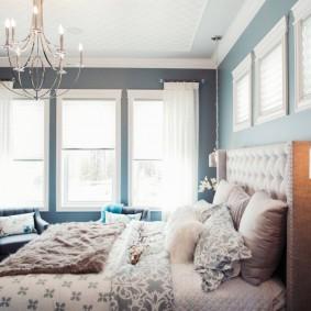 idées d'intérieur de chambre à coucher moderne