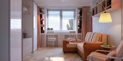 salon chambre 16 m² idées
