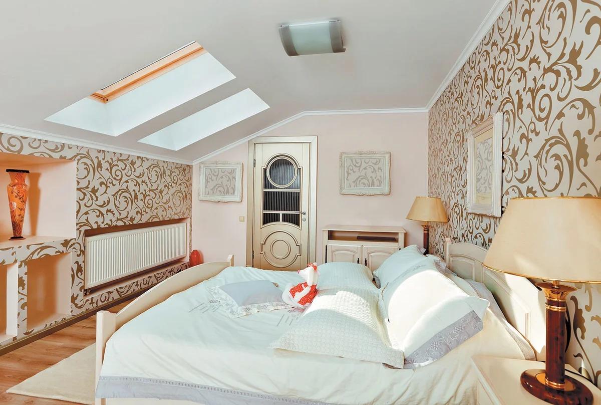 chambre dans une maison privée