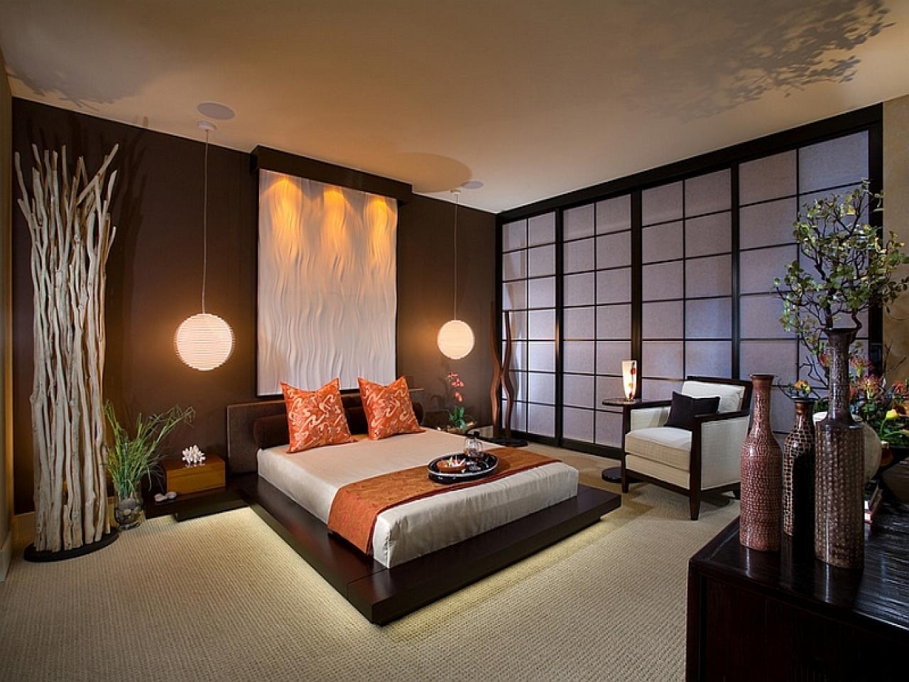 photo de la chambre japonaise