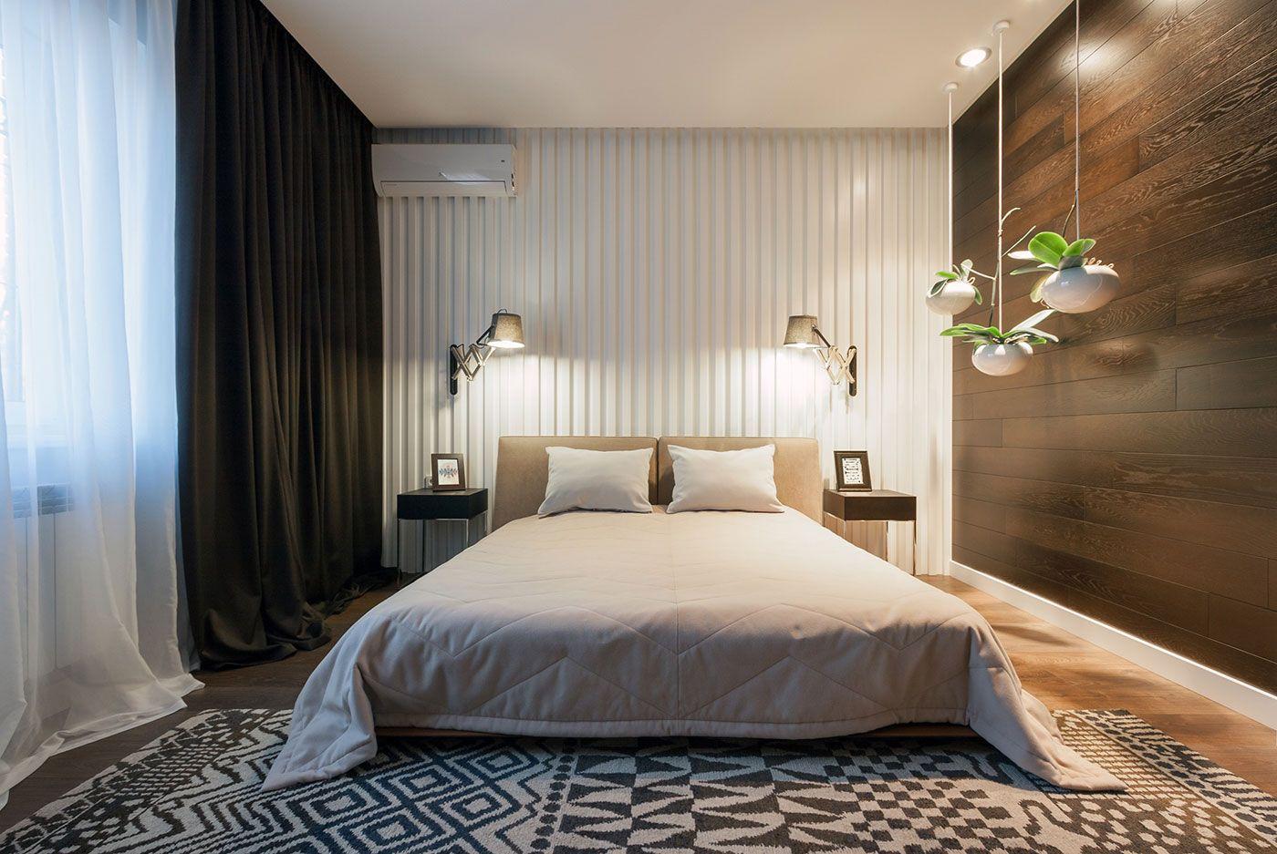 conception de chambre confortable
