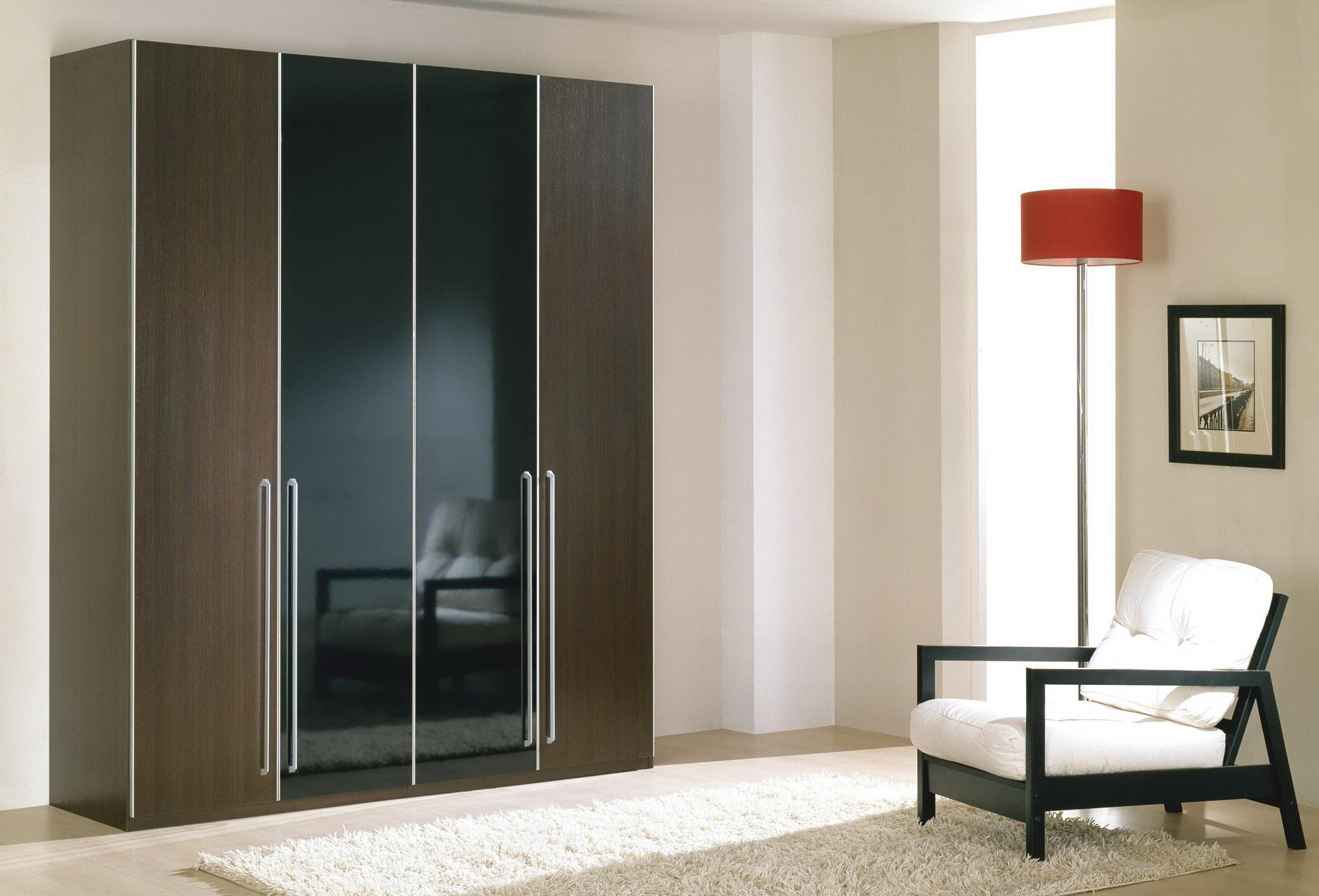 armoire à charnière de style moderne