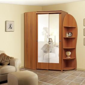 خزانة لأنواع الصور غرفة النوم