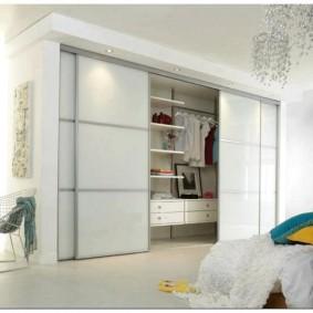 خزانة ملابس للديكور غرفة نوم