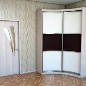 خزانة لأنواع الأفكار غرفة نوم