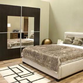 خزانة لغرفة نوم الأفكار الداخلية