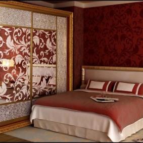 خزانة للديكور صورة غرفة النوم