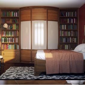 خزانة منزلقة لغرفة النوم
