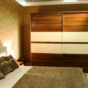 خزانة لأفكار الديكور غرفة النوم
