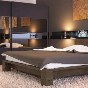 خزانة لأفكار غرفة النوم